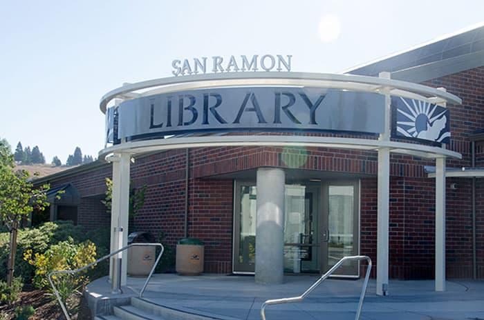 San Ramon Library exterior